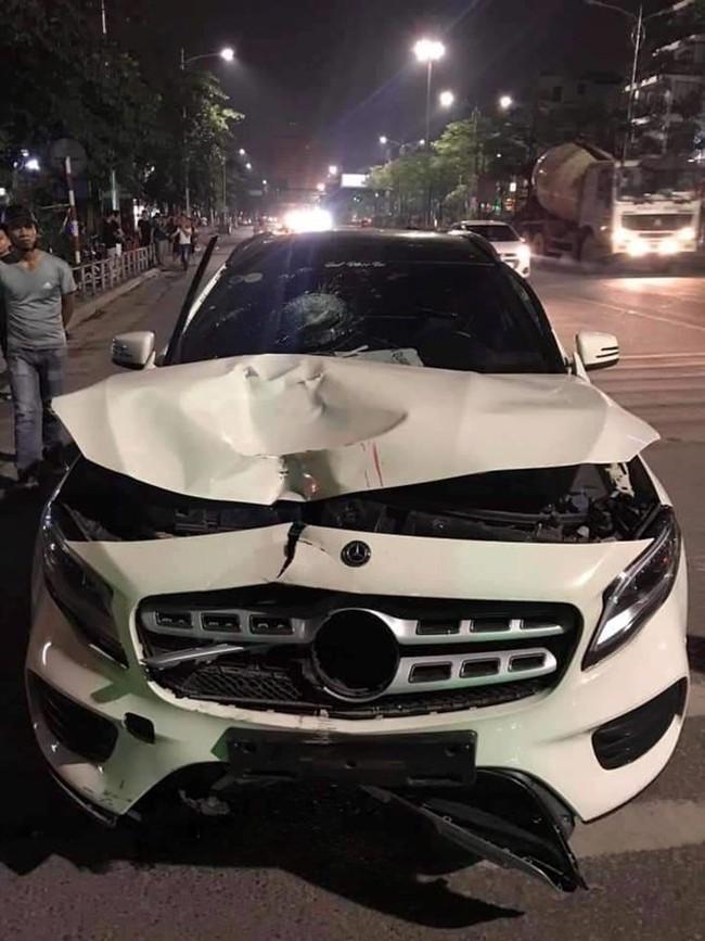 Hà Nội: Tài xế xe Mercedes lái xe bỏ chạy sau khi gây tai nạn trong hầm Kim Liên khiến 2 người phụ nữ tử vong - Ảnh 1.