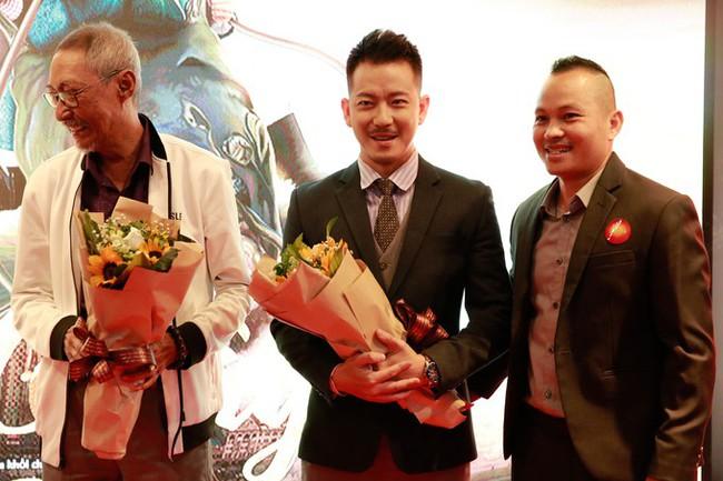 Bộ phim cuối cùng của nghệ sĩ Lê Bình: Trước khi mất vì ung thư vẫn cố mang đến tiếng cười cho khán giả  - Ảnh 6.