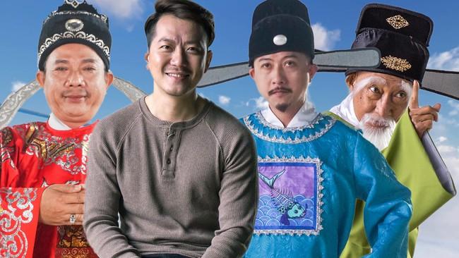 Bộ phim cuối cùng của nghệ sĩ Lê Bình: Trước khi mất vì ung thư vẫn cố mang đến tiếng cười cho khán giả  - Ảnh 2.
