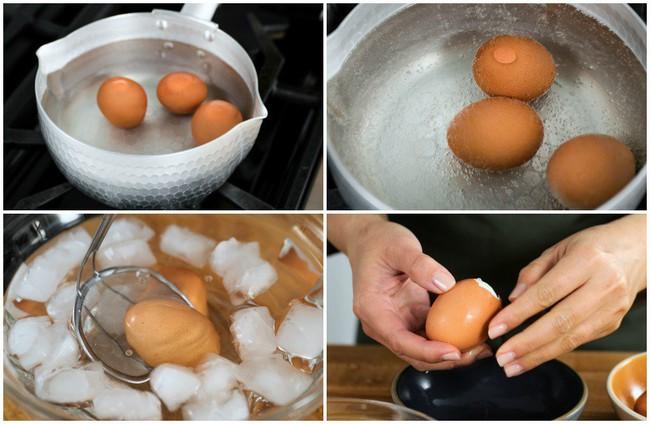 Cuối tuần làm sandwich trứng vừa ngon vừa đẹp mời cả nhà ăn sáng - Ảnh 2.