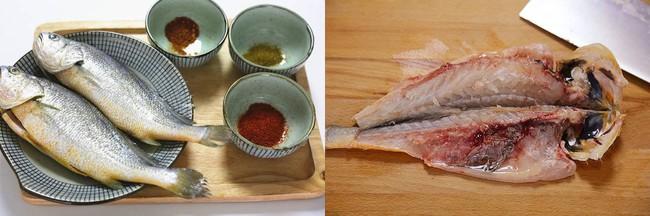 Mát trời làm món cá nướng chảo thơm ngon tuyệt đối - Ảnh 1.