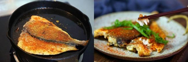 Mát trời làm món cá nướng chảo thơm ngon tuyệt đối - Ảnh 4.