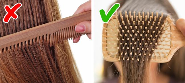 5 sai lầm khiến tóc bị tổn thương nghiêm trọng, hầu như chị em nào cũng đã từng mắc phải mà không hề hay biết - Ảnh 5.