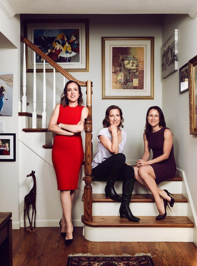 Esther Wojcicki: Bà mẹ nuôi dạy 3 con gái thành CEO Youtube và giáo sư đại học với quan điểm không tin vào ai khác, chỉ tin bản thân mình - Ảnh 2.