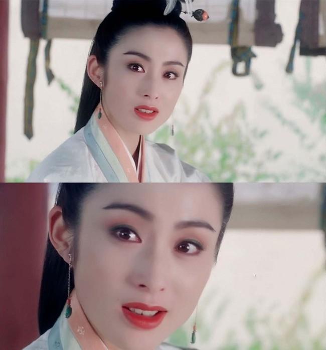 """Cận cảnh nhan sắc thời xuân sắc của """"đệ nhất mỹ nhân"""" phim Châu Tinh Trì: Chỉ một cái chớp mắt hàng triệu đàn ông phải si mê  - Ảnh 6."""