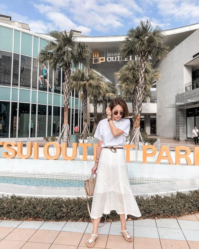 15 minh chứng cho thấy: Cứ yên tâm sắm áo phông trắng và bạn sẽ mặc đẹp không trượt set nào trong hè này - Ảnh 5.