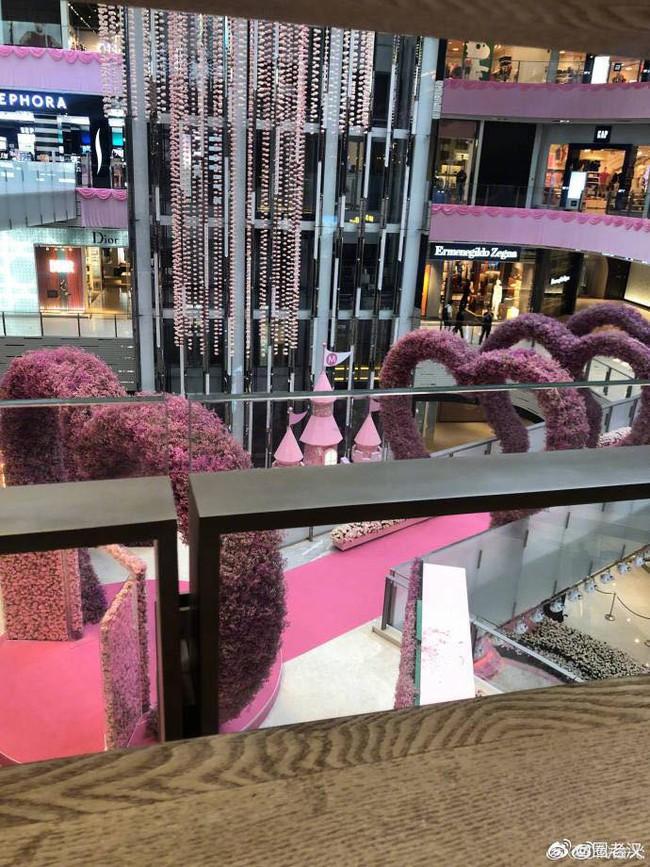 Thiếu gia trùm sòng bạc Macau bao trọn trung tâm thương mại, mua 99,999 bông hoa hồng để cầu hôn chân dài Victorias Secret - Ảnh 1.