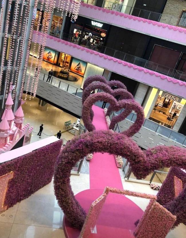 Thiếu gia trùm sòng bạc Macau bao trọn trung tâm thương mại, mua 99,999 bông hoa hồng để cầu hôn chân dài Victorias Secret - Ảnh 2.