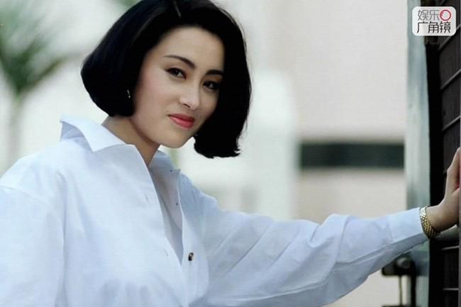 """Cận cảnh nhan sắc thời xuân sắc của """"đệ nhất mỹ nhân"""" phim Châu Tinh Trì: Chỉ một cái chớp mắt hàng triệu đàn ông phải si mê  - Ảnh 8."""