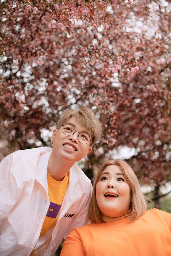 Ai mà ngờ được Đức Phúc và nàng mập triệu view Yang Soo Bin thành đôi lại đáng yêu đến thế - Ảnh 3.