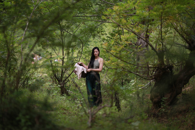 Maya có nhiều cảnh nóng trong phim Người Vợ Ba - Ảnh 5.