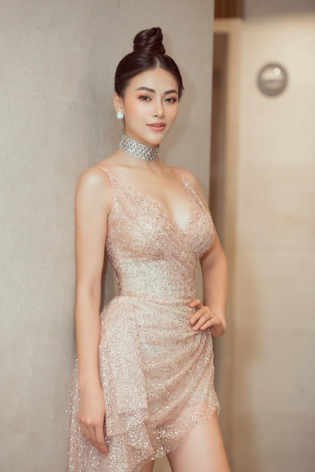 Vượt Ngọc Trinh, Phương Khánh bất ngờ gia nhập hội mỹ nhân eo con kiến với số đo 54cm - Ảnh 3.