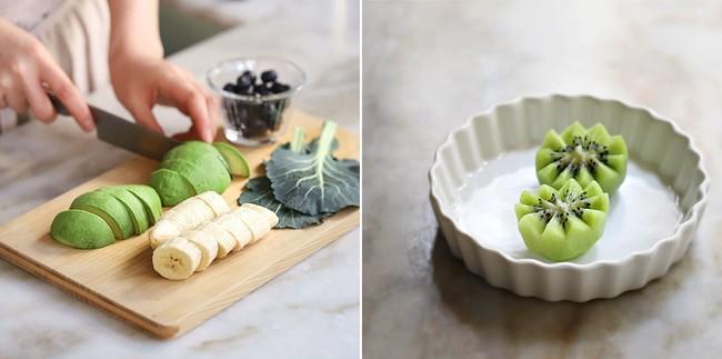 Muốn giảm cân mùa hè, bạn hãy nhớ 2 công thức sinh tố siêu ngon này cho bữa sáng - Ảnh 2.