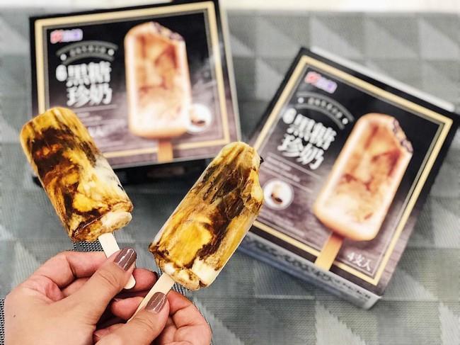 Loại kem mới xuất hiện làm dậy sóng hội chị em hảo ngọt châu Á: Hương vị hệt trà sữa đường đen, có cả trân châu dẻo mềm - Ảnh 9.