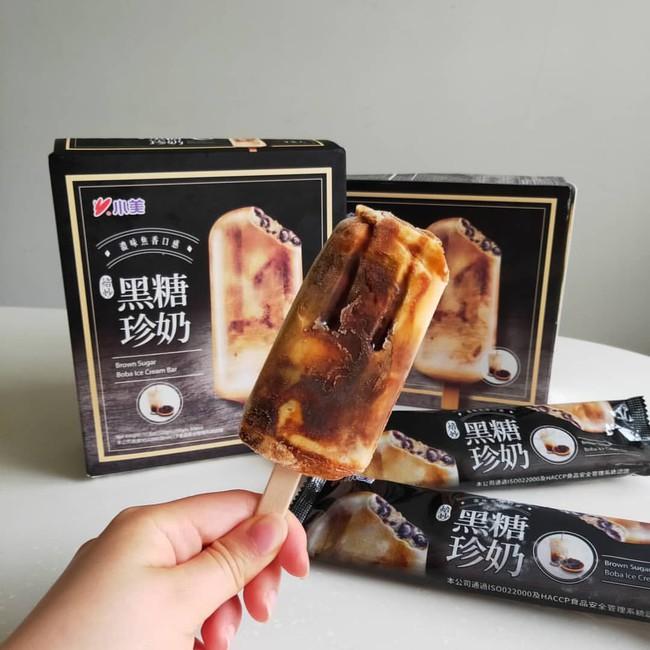 Loại kem mới xuất hiện làm dậy sóng hội chị em hảo ngọt châu Á: Hương vị hệt trà sữa đường đen, có cả trân châu dẻo mềm - Ảnh 8.