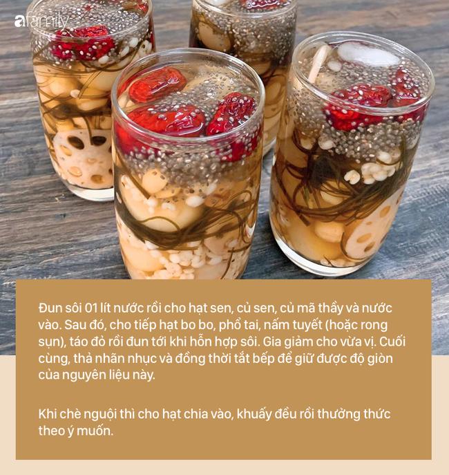 Cứ nắng nóng lại nấu chè sâm bổ lượng, đây là cách Hot Facebooker Tô Hưng Giang giúp cả nhà giải nhiệt ngày hè - Ảnh 5.