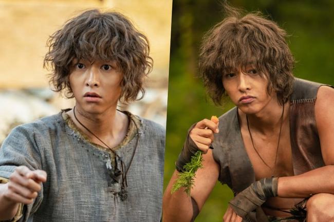 Ngã ngửa với thân thế của Song Joong Ki trong phim mới: Là tác phẩm của người mẹ xinh đẹp và một sinh vật đã tuyệt chủng - Ảnh 1.