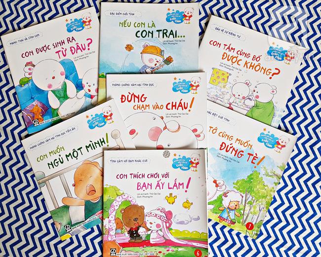 Bộ sách về 8 bài học giới tính đầu tiên trẻ cần được học ngay từ khi 2 tuổi, mọi cha mẹ đều nên tham khảo - Ảnh 1.