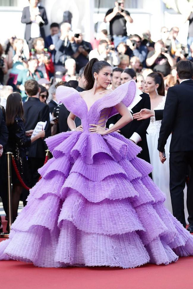 Không phải minh tinh Hollywood, dàn mỹ nhân châu Á sau đây mới thống trị thảm đỏ Cannes 2019: Trùm cuối là ai? - Ảnh 10.