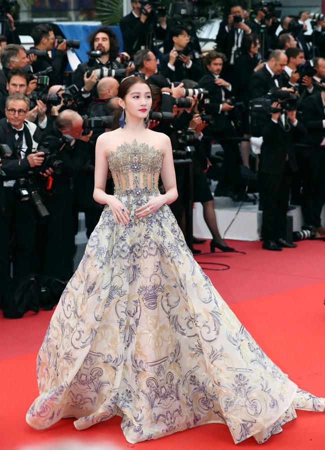 Không phải minh tinh Hollywood, dàn mỹ nhân châu Á sau đây mới thống trị thảm đỏ Cannes 2019: Trùm cuối là ai? - Ảnh 15.