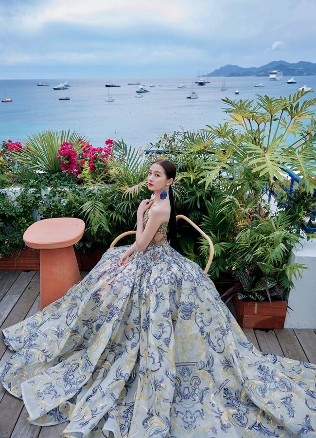 Không phải minh tinh Hollywood, dàn mỹ nhân châu Á sau đây mới thống trị thảm đỏ Cannes 2019: Trùm cuối là ai? - Ảnh 16.