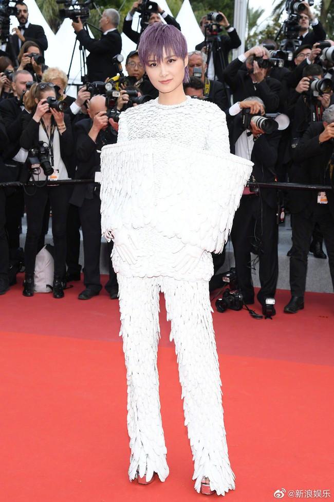 Không phải minh tinh Hollywood, dàn mỹ nhân châu Á sau đây mới thống trị thảm đỏ Cannes 2019: Trùm cuối là ai? - Ảnh 17.