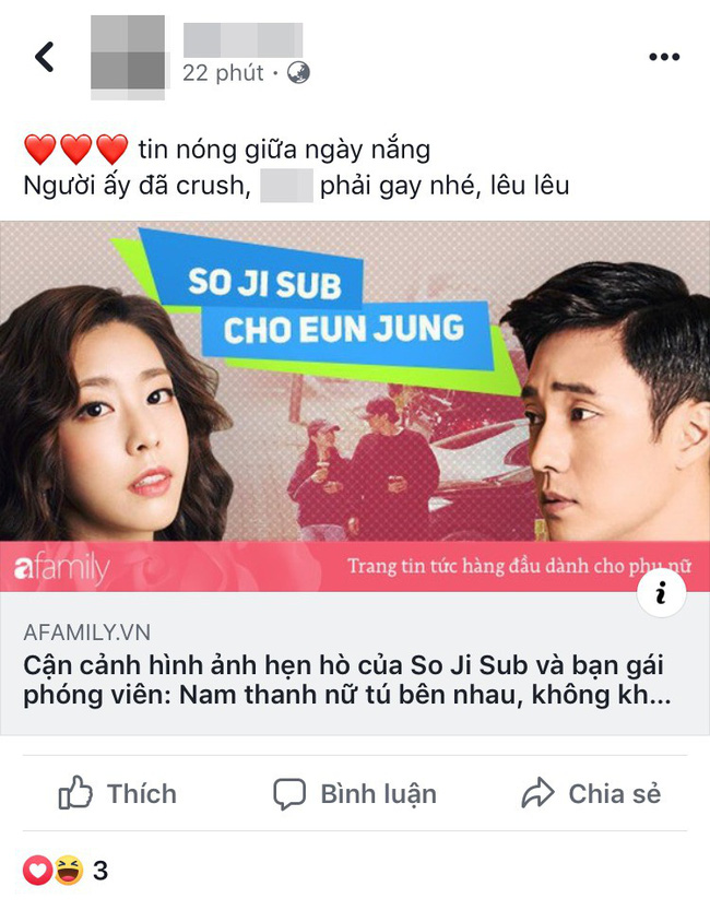 Trước thông tin So Ji Sub công khai hẹn hò bạn gái kém 17 tuổi gây sốt cả châu Á, hội chị em Việt liền có phản ứng bất ngờ - Ảnh 4.