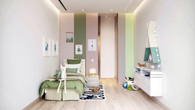 Những căn phòng thoáng mát cho trẻ nhỏ khi mùa Hè về - Ảnh 3.