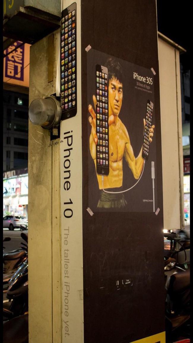 Chùm ảnh: Cúi đầu trước những sản phẩm hàng nhái Trung Quốc với thiết kế đạt đến đỉnh cao của sự hài hước - Ảnh 5.