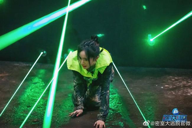 Bị chê diễn dở mặt đơ, Dương Mịch chứng minh khả năng khóc thần sầu: 1 giây là đã rơi nước mắt  - Ảnh 7.