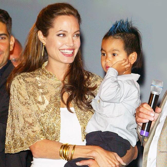 Cậu cả Maddox: Từ cậu bé Campuchia mồ côi, thiếu vắng tình thương tới nguyên nhân khiến Angelina Jolie chấm dứt chuyện tình 12 năm với Brad Pitt  - Ảnh 2.