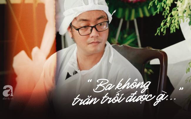 Con đầu qua đời vì tai nạn, hậu sự của nghệ sĩ Lê Bình đều do cậu con út lo liệu - Ảnh 1.