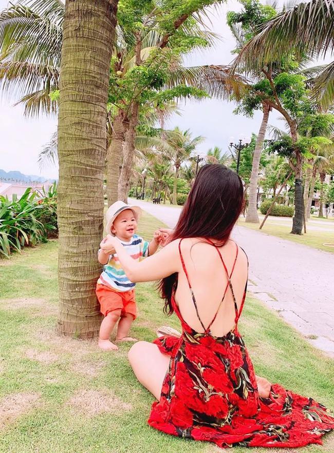 Bầu bí tăng 26kg, mẹ Hà Nội tự ti đến mức cấm chồng không cho bạn đến thăm và sau đấy là một chiến dịch lột xác đầy ngoạn mục - Ảnh 3.