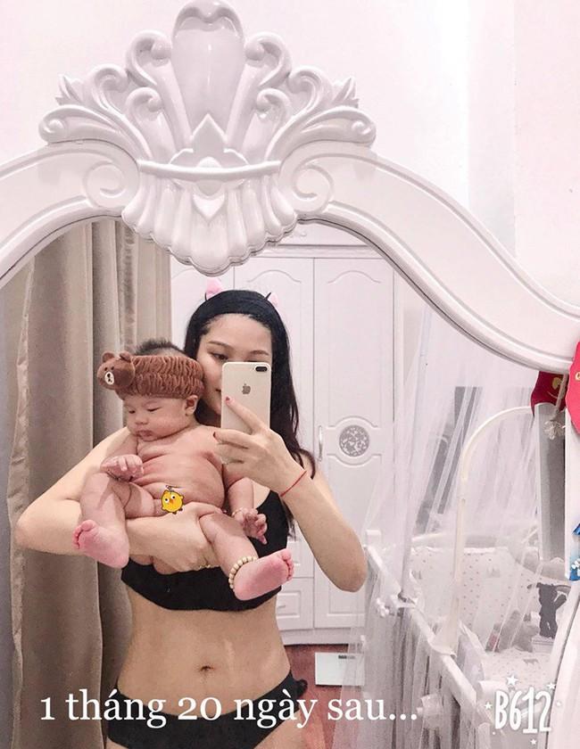 Bầu bí tăng 26kg, mẹ Hà Nội tự ti đến mức cấm chồng không cho bạn đến thăm và sau đấy là một chiến dịch lột xác đầy ngoạn mục - Ảnh 10.