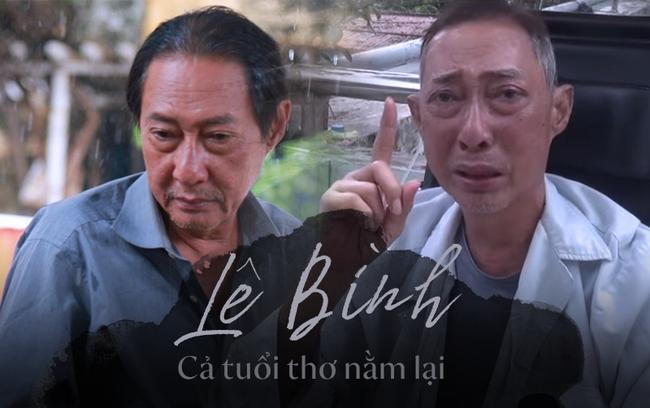 Bộ phim cuối cùng của nghệ sĩ Lê Bình: Trước khi mất vì ung thư vẫn cố mang đến tiếng cười cho khán giả  - Ảnh 1.