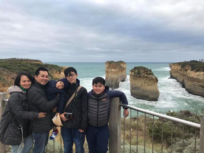 Hành trình đi Úc giá cả phải chăng của gia đình 5 người: Chẳng sang chảnh vẫn cảm nhận mọi thứ thật trọn vẹn - Ảnh 1.