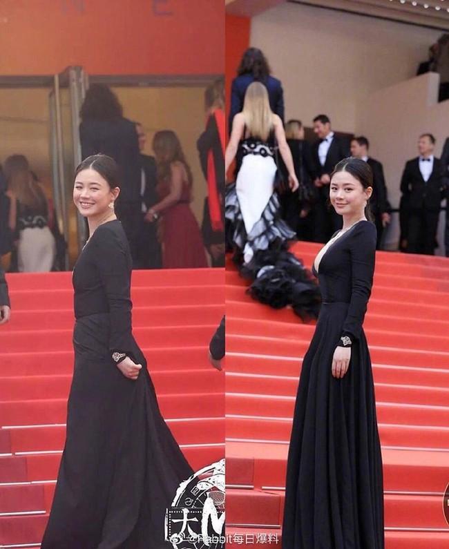 Bức ảnh gây bão weibo hôm nay của Ảnh hậu Mã Tư Thuần: Từ bà cô biến thành mỹ nhân nhờ photoshop - Ảnh 1.