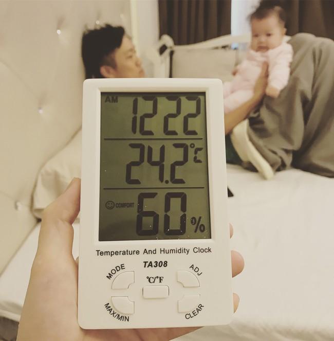 Lật ngược vấn đề: Con ốm do bố mẹ chứ không phải do điều hòa, mẹ 2 con được hội bỉm sữa nhiệt tình ủng hộ - Ảnh 3.