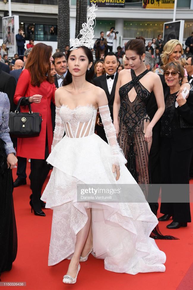 Nếu Khắc Tiệp định kể chuyện cổ tích tại Cannes thì Ngọc Trinh ắt hẳn phải vào vai Cám, nhường vai chính diện cho cô gái này  - Ảnh 4.