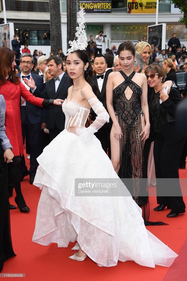 Nếu Khắc Tiệp định kể chuyện cổ tích tại Cannes thì Ngọc Trinh ắt hẳn phải vào vai Cám, nhường vai chính diện cho cô gái này  - Ảnh 5.