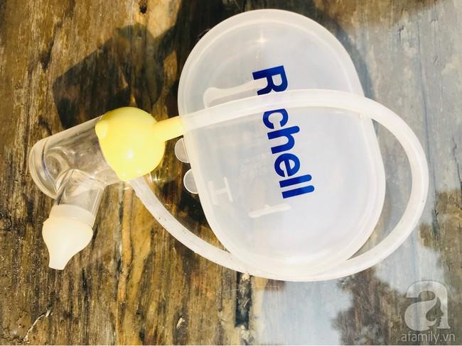 Đánh giá nhanh hiệu quả một số dụng cụ hút rửa mũi phổ biến các mẹ hay dùng nhất - Ảnh 1.