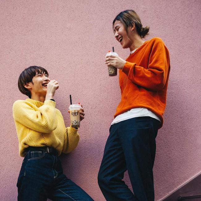 Một Trăm - thương hiệu trà sữa đang khiến giới trẻ Nhật Bản phát cuồng nhờ vào nguyên liệu làm trân châu cực quen thuộc với người Việt - Ảnh 8.