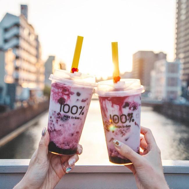 Một Trăm - thương hiệu trà sữa đang khiến giới trẻ Nhật Bản phát cuồng nhờ vào nguyên liệu làm trân châu cực quen thuộc với người Việt - Ảnh 12.
