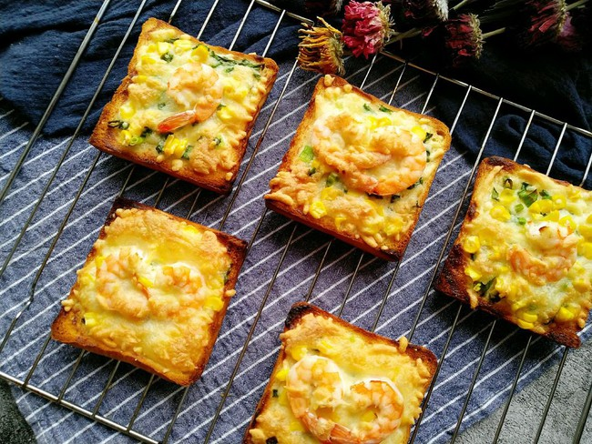 Take advantage of cool weather, immediately make hot and delicious shrimp cakes - Photo 5.