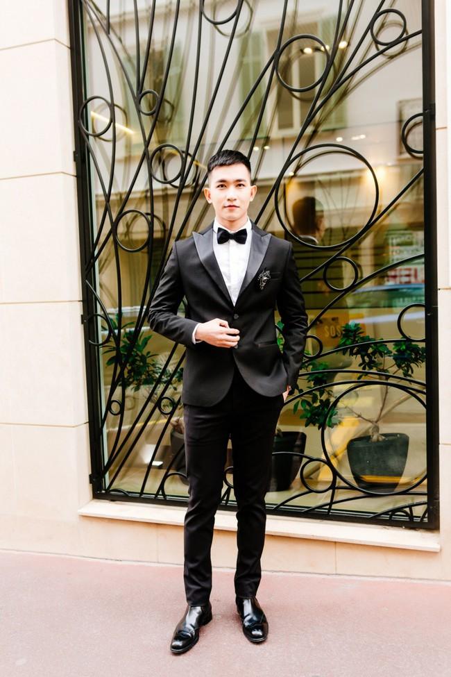 Sau Ngọc Trinh, tình tin đồn một thời của Angela Phương Trinh - Võ Cảnh điển trai trong lần đầu xuất hiện trên thảm đỏ LHP Cannes - Ảnh 11.