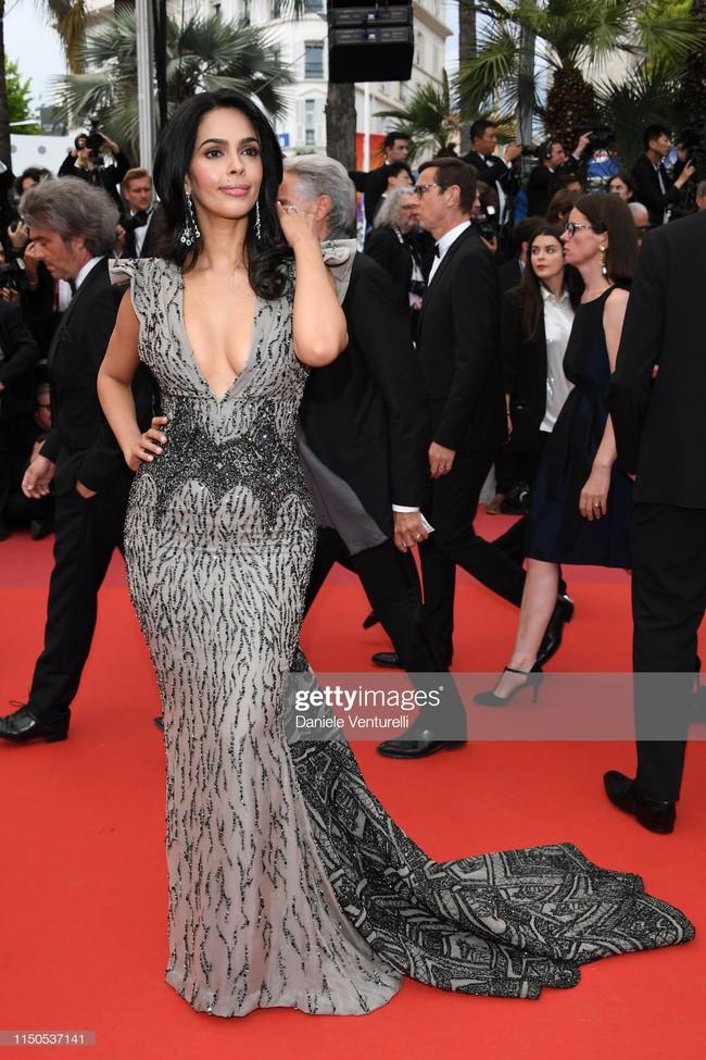 Hoa hậu đẹp nhất thế giới khoác cả chăn lông lên thảm đỏ Cannes 2019 vẫn bị Chương Tử Di ăn mặc kín đáo, đơn giản lấn át - Ảnh 29.