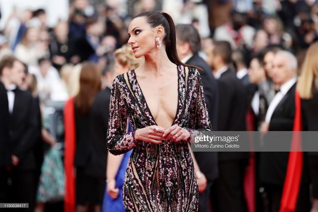 Hoa hậu đẹp nhất thế giới khoác cả chăn lông lên thảm đỏ Cannes 2019 vẫn bị Chương Tử Di ăn mặc kín đáo, đơn giản lấn át - Ảnh 27.