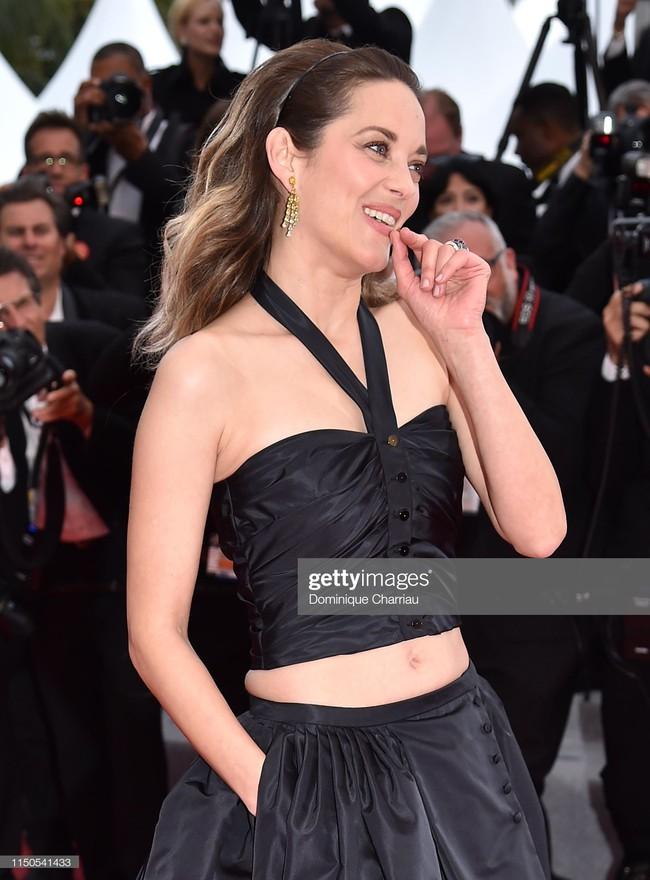 Hoa hậu đẹp nhất thế giới khoác cả chăn lông lên thảm đỏ Cannes 2019 vẫn bị Chương Tử Di ăn mặc kín đáo, đơn giản lấn át - Ảnh 9.