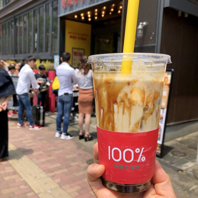 Một Trăm - thương hiệu trà sữa đang khiến giới trẻ Nhật Bản phát cuồng nhờ vào nguyên liệu làm trân châu cực quen thuộc với người Việt - Ảnh 6.