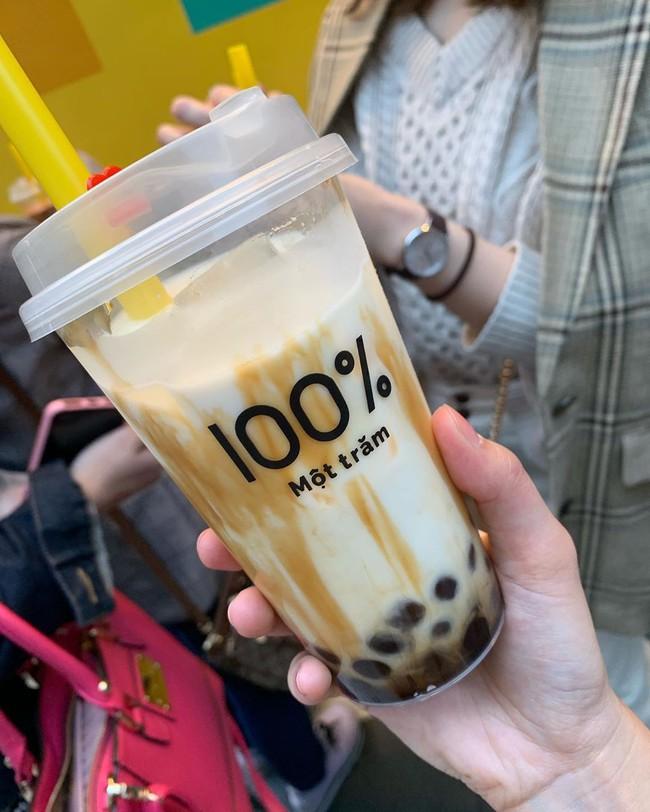 Một Trăm - thương hiệu trà sữa đang khiến giới trẻ Nhật Bản phát cuồng nhờ vào nguyên liệu làm trân châu cực quen thuộc với người Việt - Ảnh 11.
